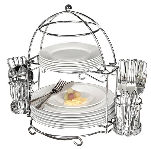 Cheap Gibson Buffet 36-Piece Set, White (72559.36RM)