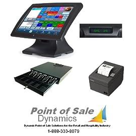 PixelPoint POS / Par Restaurant System Bundle - Professional