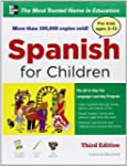 Spanish for Children with Three Audio...