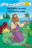 img - for Jesus Saves the World / Jes?s salva al mundo (I Can Read! / The Beginner's Bible / ?Yo s? leer!) by Zondervan (2009-08-30) book / textbook / text book