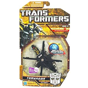 Transformers, Hunt For the Decepticons, Tomahawk Action Figure
