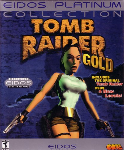 Tomb Raider Gold Platinum - PC