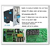 [Sintron] Multi Coin Acceptor Selector CH-926 and USB Timer Control Board for Vending Machine , accept 6 kinds of coins