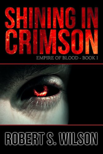 Shining in Crimson cover