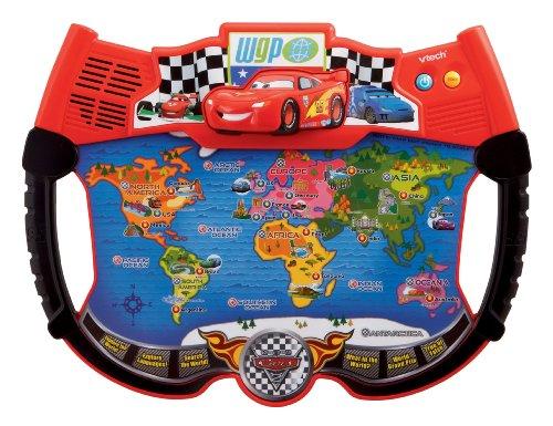 VTech - Disney's Cars - Lightning McQueen Atlas - 1