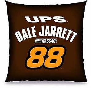 Buy Biederlack NASCAR Jarrett #88 Toss Pillow by Biederlack