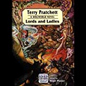 Lords and Ladies: Discworld #14 | Terry Pratchett