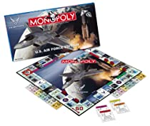 Usaopoly Air Force Monopoly