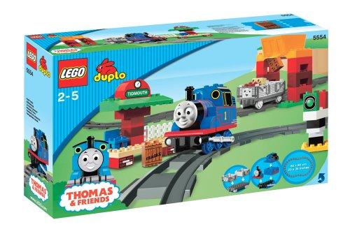 Lego Duplo Thomas und seine Freunde 5554 - Thomas' Großes Zug Set