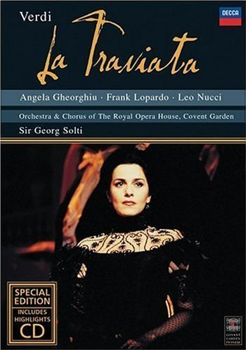 La Traviata: The Royal Opera House [DVD]