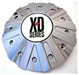 KMC XD Series 778 Monster Chrome Center Cap