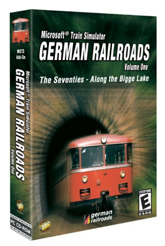 German Railroads Volume One: Microsoft Train Simulator Add-On
