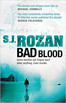Bad Blood Bill Smith Lydia Chin 9780091936334 Amazon border=