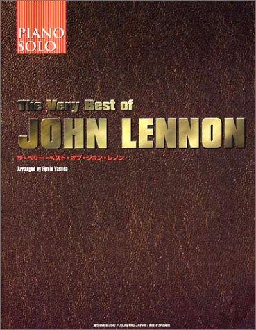 ピアノソロ The Very Best of JOHN LENNON
