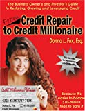 51M2HRYV4CL. SL160  From Credit Repair to Credit Millionaire