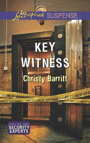 Image of Key Witness (Love Inspired Suspense\The Security Experts)