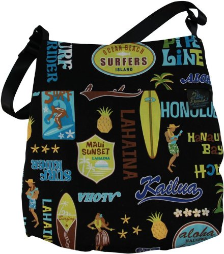 Sky Dreams Travel Blanket Arianna Surfers Paradise Handbag Multicolored front-1025758