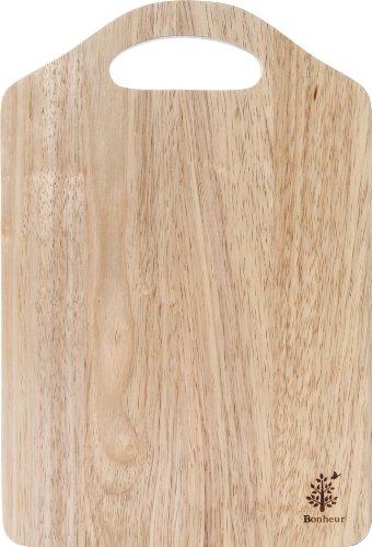 不二貿易 木製カッティングボード ボヌール キッチン雑貨シリーズ ナチュラル 94380