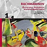 Sergey Rachmaninov 2 Pianos And 4 Hands (Engerer/Maisenberg)