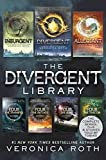 The Divergent Library: Divergent; Insurgent; Allegiant; Four: The Transfer, The Initiate, The Son, and The Traitor (Divergent Series)