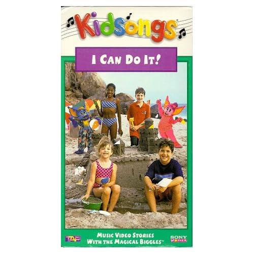 Amazon.com: Kidsongs: I Can Do It