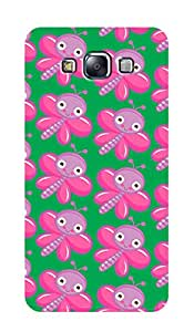 ZAPCASE PRINTED BACK COVER FOR SAMSUNG GALAXY E7