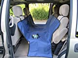 Pet 'n' Time Waterproof Dog Car Seat Cover with Zip Up Door Protectors. Easy Installation Straps Rip Resistant for Big and Small Dogs. Comes with Free Leash! 100% Money Back Guarantee.