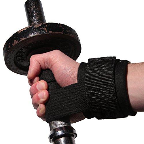 Zughilfen für Fitness Bodybuilding Kraftsport mehr Griffkraft