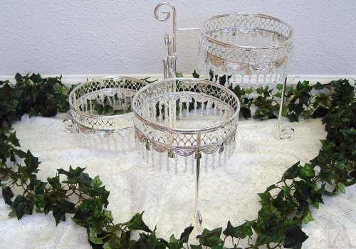 Holiday Dessert Wedding Cake Stand 3 Tier - Buy Holiday Dessert Wedding Cake Stand 3 Tier - Purchase Holiday Dessert Wedding Cake Stand 3 Tier (A.S.A.R., Home & Garden, Categories, Kitchen & Dining, Cook's Tools & Gadgets)