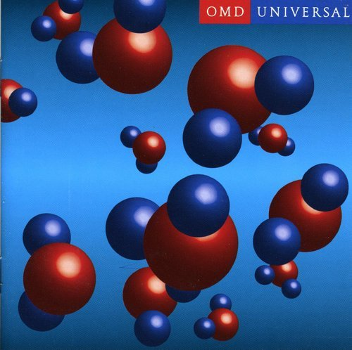 CD : Orchestral Manoeuvres in the Dark - Universal (eng) (Holland - Import)