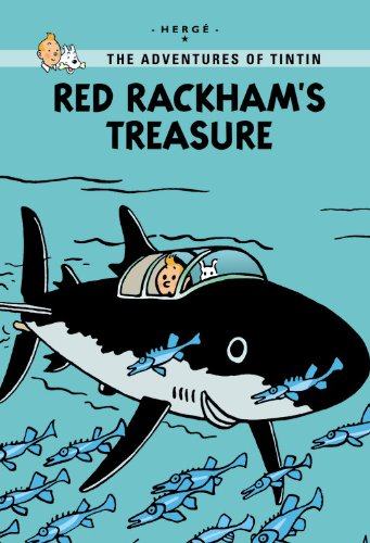 Tintin Young Readers Edition. Red Rackham's Treasure (Adventures of Tintin)