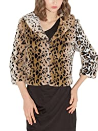 G by GUESS Women's Francine Fur Jacket