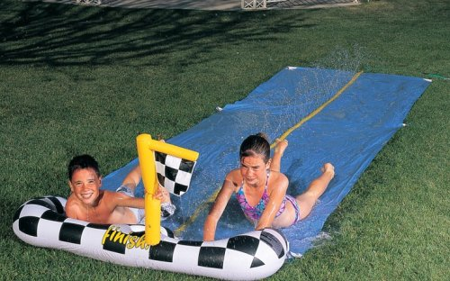 Sizzlin Cool Race Water Slide
