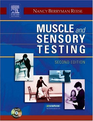 Muscle and Sensory Testing, 2e