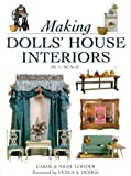 Making Dolls House Interiors in 1/2 Scale