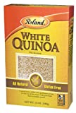 Roland Pre-Washed White Quinoa, 12-Ounce Box