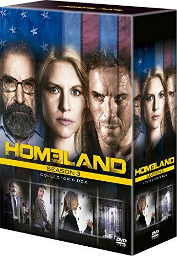 HOMELAND/ホームランド シーズン3 DVDコレクターズBOX