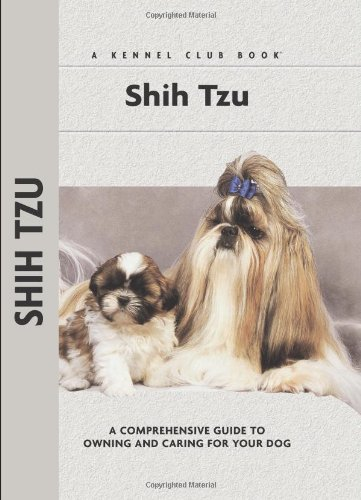 Shih Tzu (Comprehensive Owner's Guide)