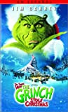 Dr. Seuss How The Grinch Stole Christmas [VHS]