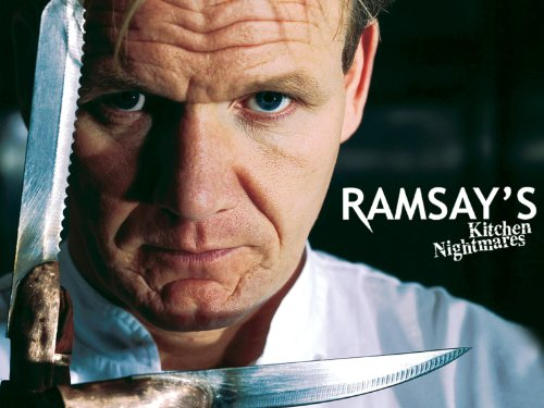 Watching ramsay 39 s kitchen nightmares uk version season 4 for Kitchen nightmares uk
