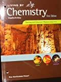 9781604400687: Living By Chemistry, Teaching and Classroom Masters: Units 4-6 (Toxins, Fire, Showtime)