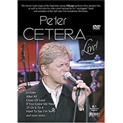 Peter Cetera Live [DVD] [Import]