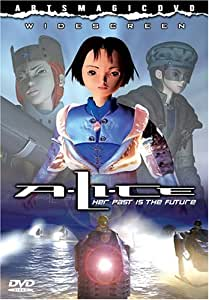 A-Li-Ce (Alice: Her Past is the Future) [Import]