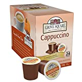 Grove Square Cappuccino, Pumpkin Spice, 24 Single Serve Cups