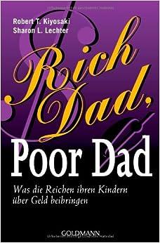 Rich dad poor dad book pages