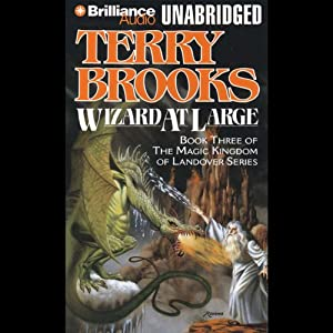 Wizard at Large Audiobook