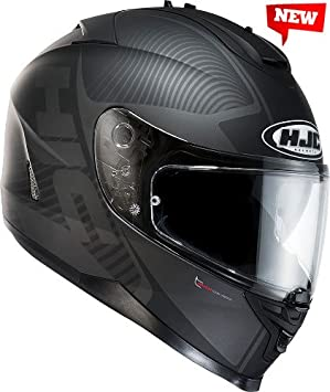 Casque hJC iS - 17 mISSION mC 5F-taille m 57/58)