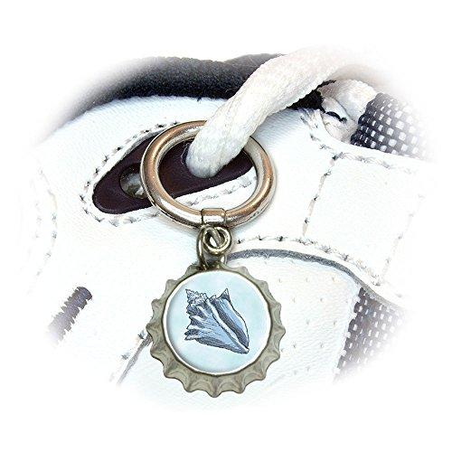 Seashell Flip Flops front-483664