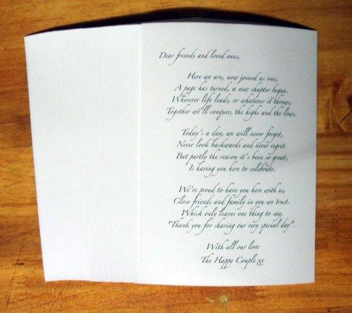 gay marriage poem