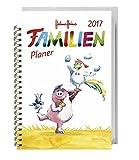 Image de Helme Heine Familienplaner Buch A5 - Kalender 2017